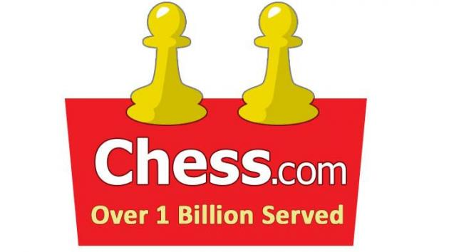 Chess.com: 1 Billion Games Served