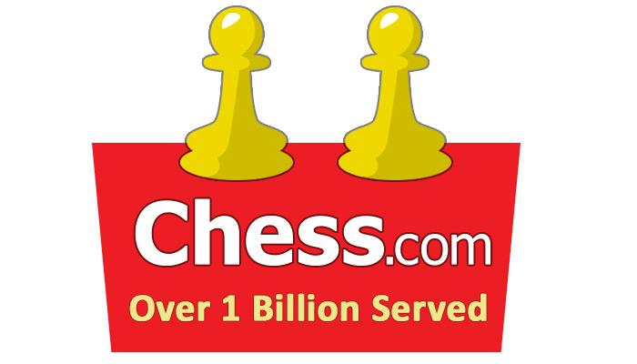 Chess.com: 1 Billion Games Served