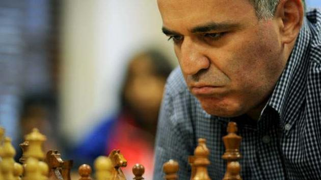 Garry Kasparov's Best Attacks