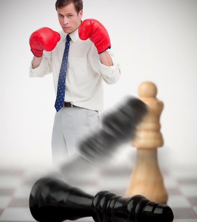 The Chess Uppercut