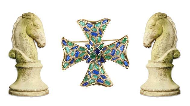 Cross-Pins