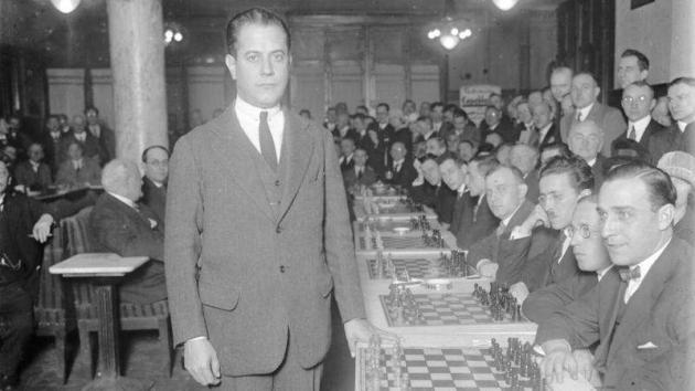 José Raúl Capablanca's Greatest Positional Wins