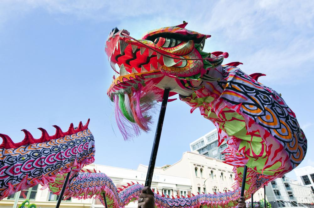 How To Play The Chinese Dragon