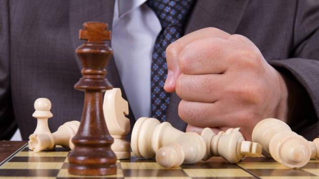 Bobby Fischer's Chess Jab