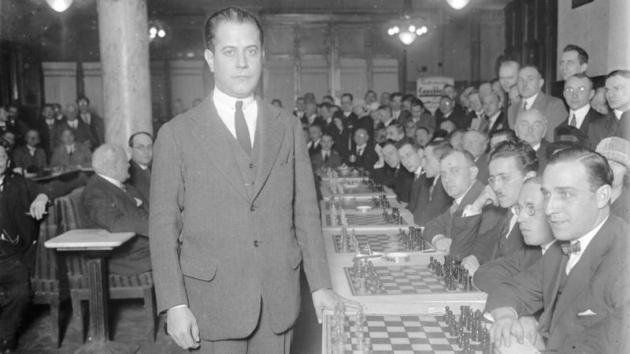 Capablanca's Nimzo-Indian: World Champion Openings