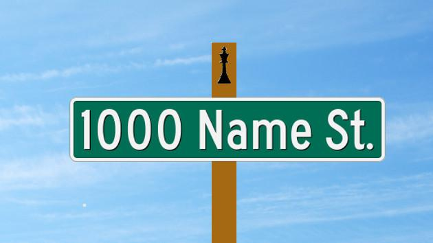 The Man with 1000 Names