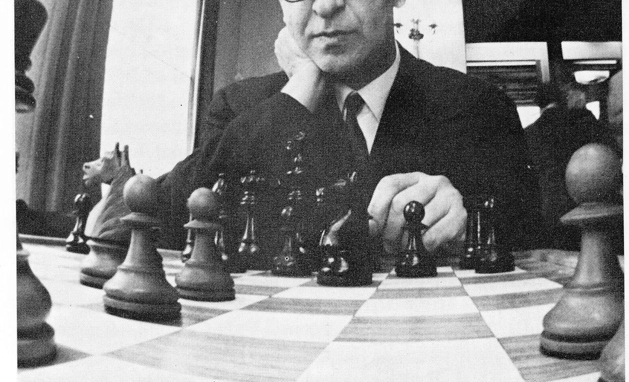 Vasily Smyslov And The Closed Sicilian
