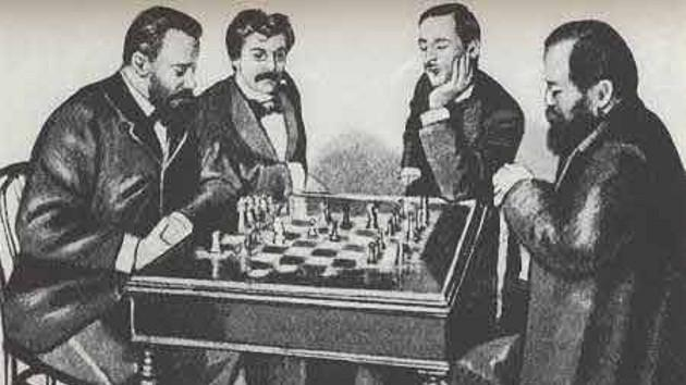 """""""Queer Moves in Chess"""""""