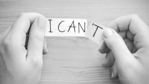 Deadly Mindsets: 'He Can't/I Can't''s Thumbnail