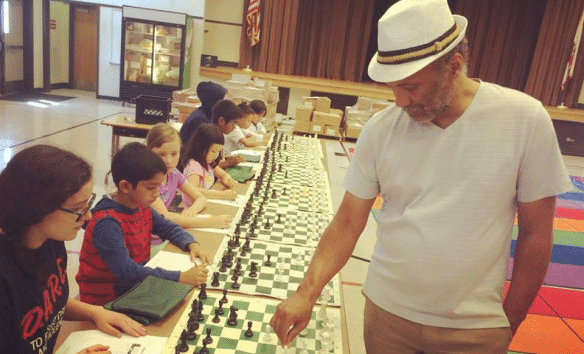 The Chess Heritage Of Emory Tate