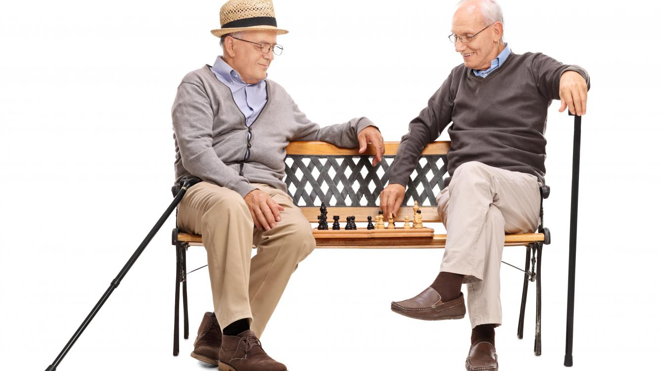 Old Age, Great Chess!