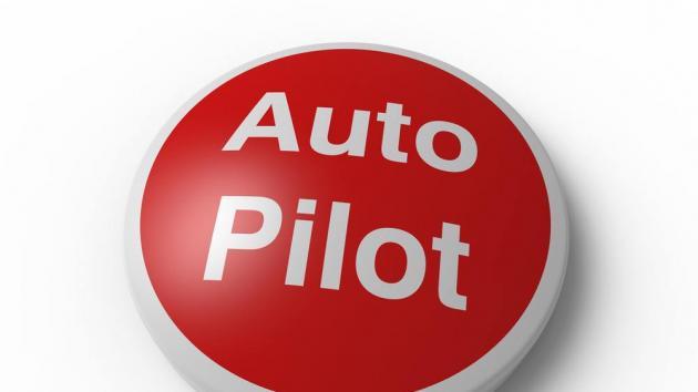 Turn Off The Autopilot!