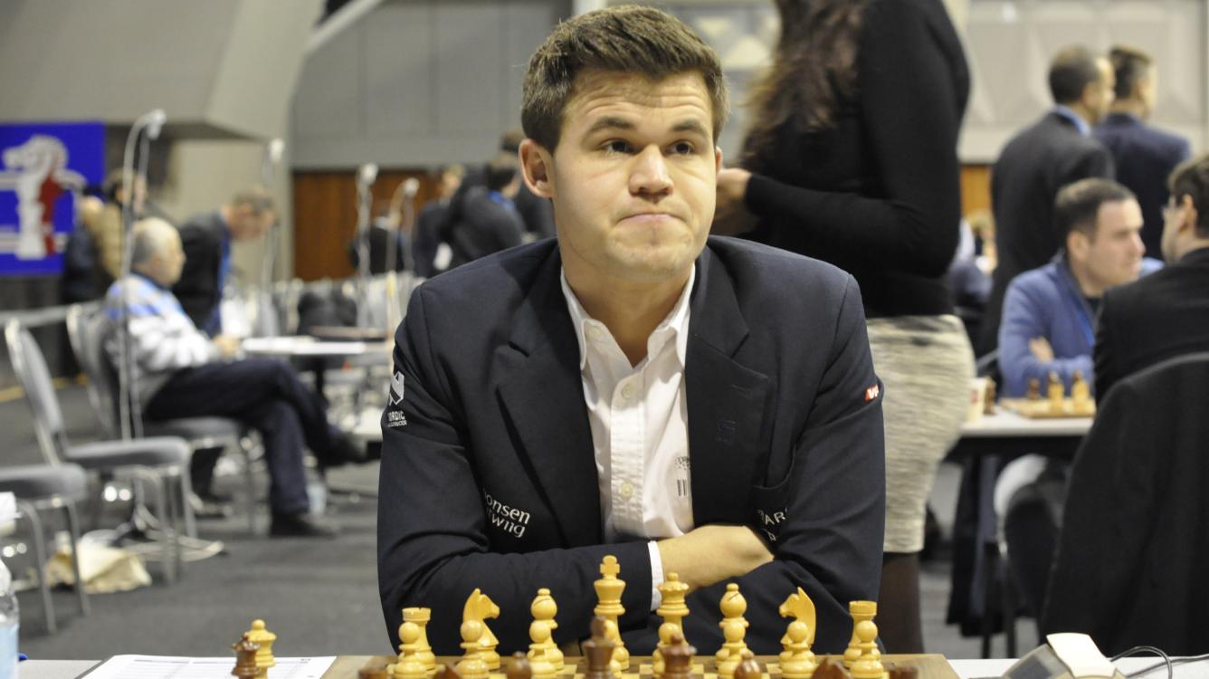 What Happened To Magnus Carlsen?