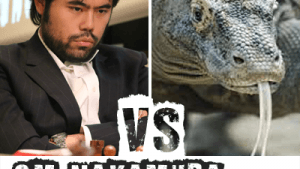 TODAY: Nakamura To Play Komodo In Odds Match's Thumbnail