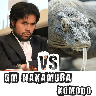 TODAY: Nakamura To Play Komodo In Odds Match
