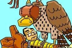 The Qatar Falcon's Thumbnail