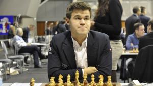 Magnus Carlsen And The Two Bishops's Thumbnail