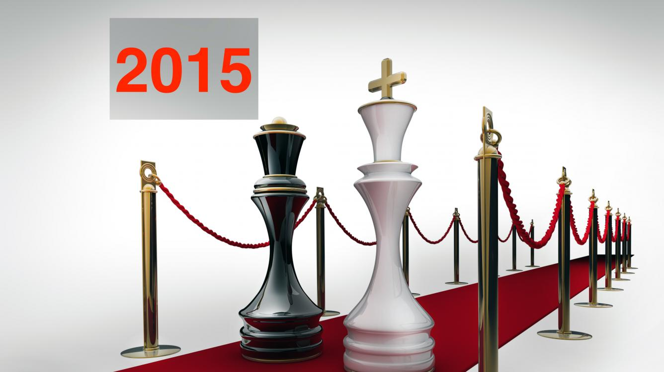 The Best Chess Of 2015