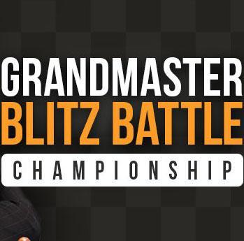 The $40,000 GM Blitz Battle Championship