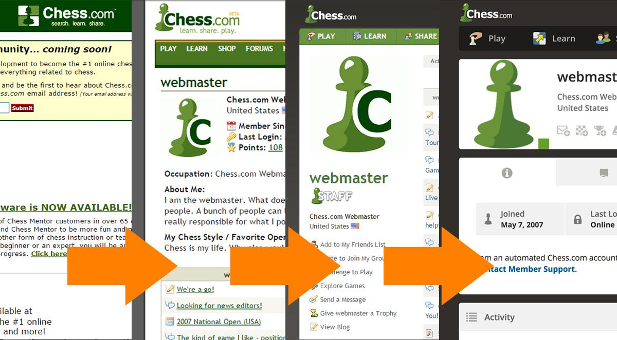 Introducing The New Chess.com (Version 3)