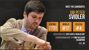 Candidate Profile: Peter Svidler's Thumbnail