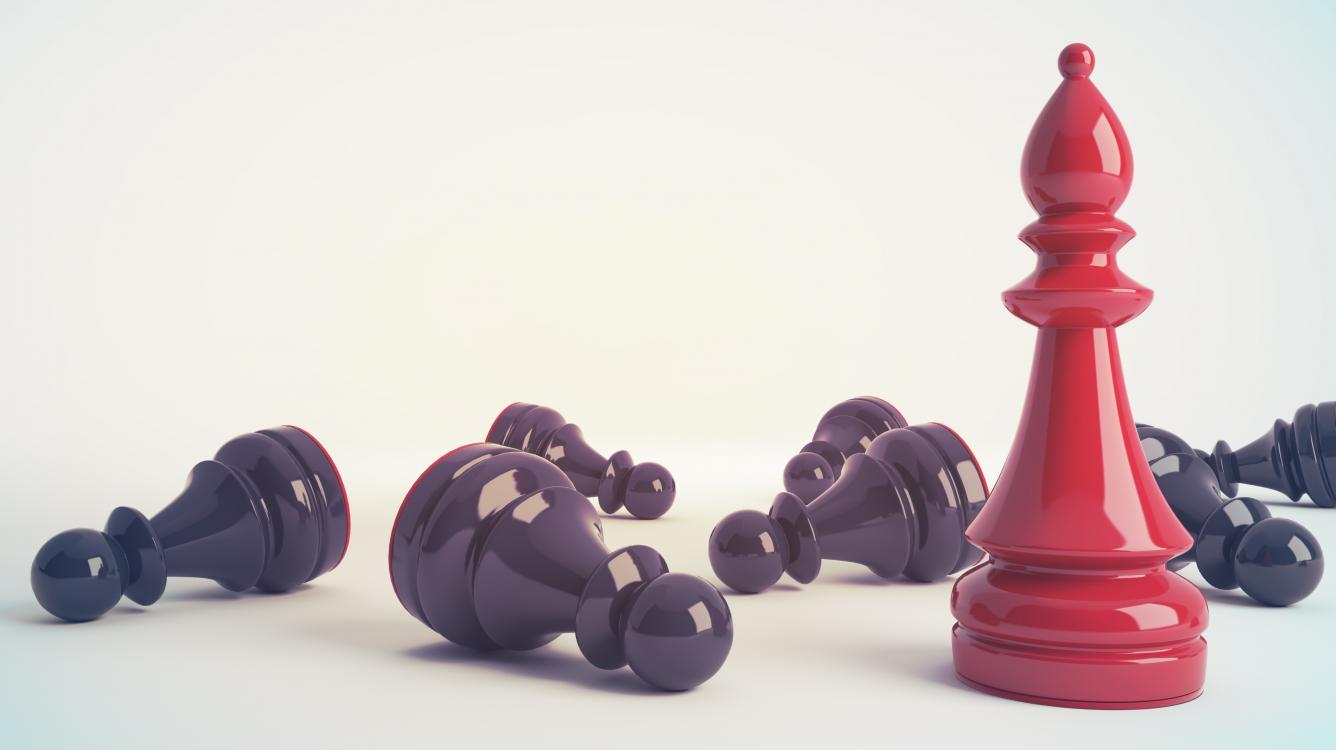 Opposite-Colored Bishop Endgames