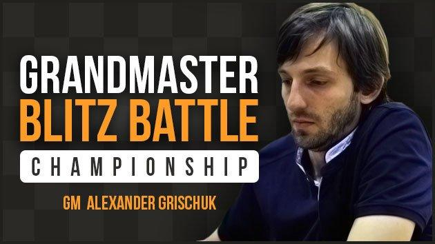How To Watch The Aronian-Grischuk Blitz Battle