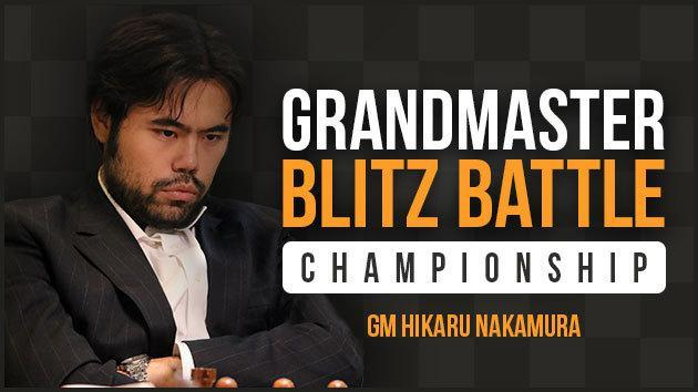 How To Watch The Nakamura-Harikrishna Blitz Battle