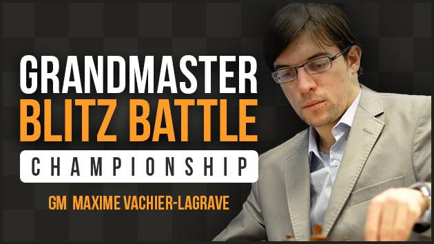 How To Watch The Caruana-MVL Blitz Battle