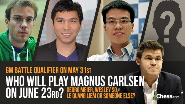 Who Will Qualify To Play Magnus Carlsen?