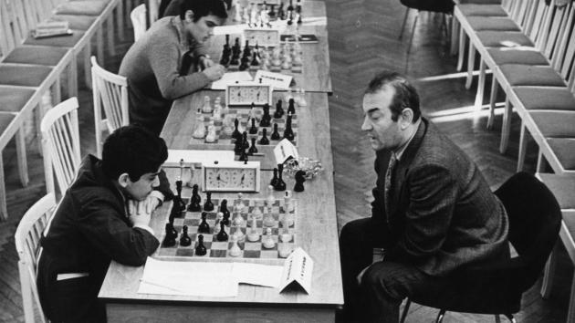 Garry Kasparov On Viktor Korchnoi