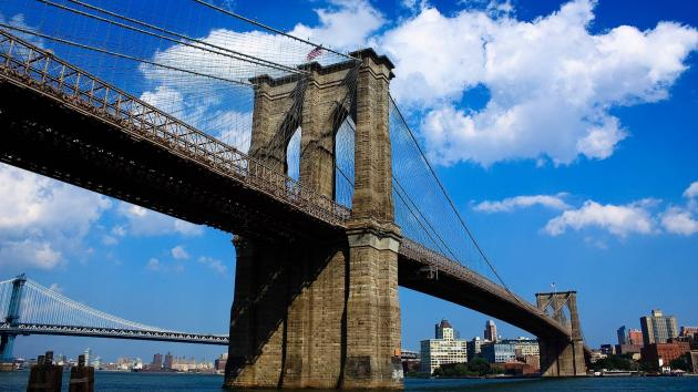 Wanna Buy The Brooklyn Bridge?
