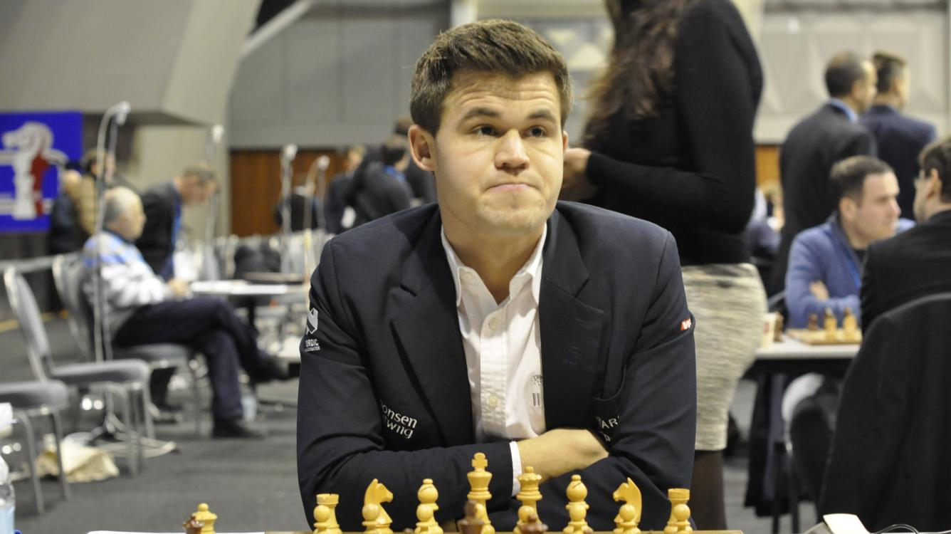 Lessons From Carlsen: The Draw Problem