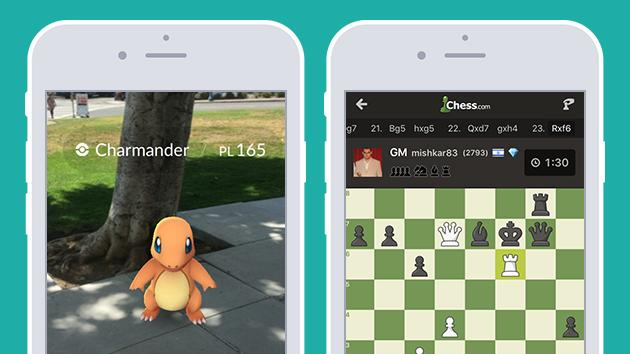 5 Reasons Chess Is Better Than Pokémon Go