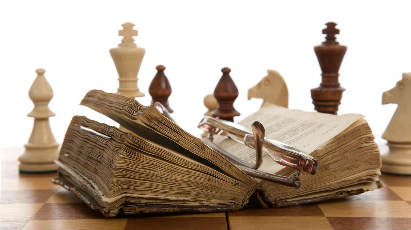 Chess Books And Youth vs Old Age