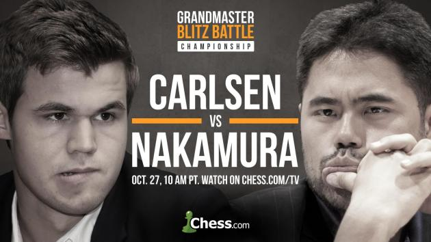 7 Reasons To Watch Carlsen vs Nakamura Thursday
