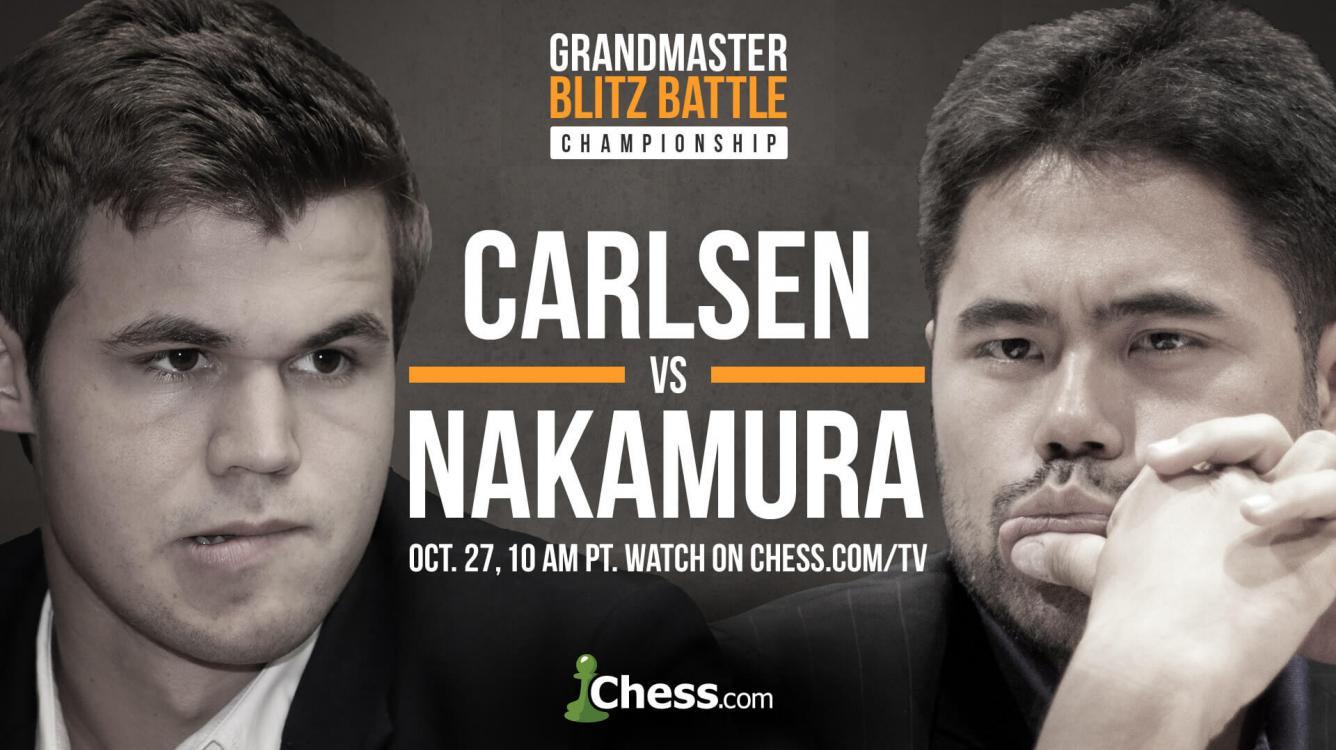 7 Reasons To Watch Carlsen vs Nakamura Thursday