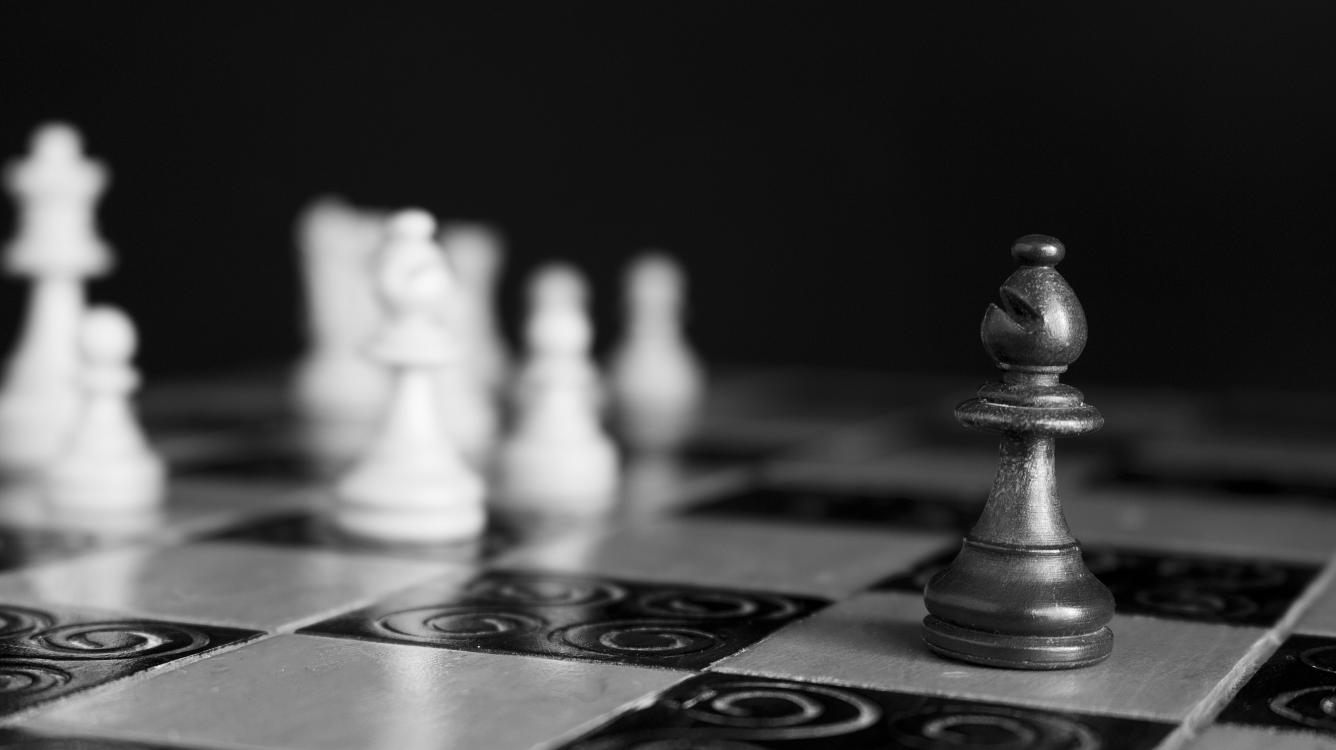 Put Your Bishop Behind Your Pawn