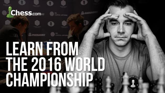 Every Game Analyzed: Carlsen-Karjakin World Championship