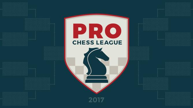 2017 PRO Chess League Schedule