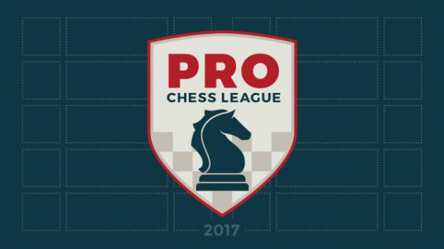 2017 PRO Chess League: Standings