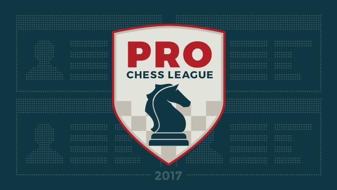 2017 PRO Chess League: Teams