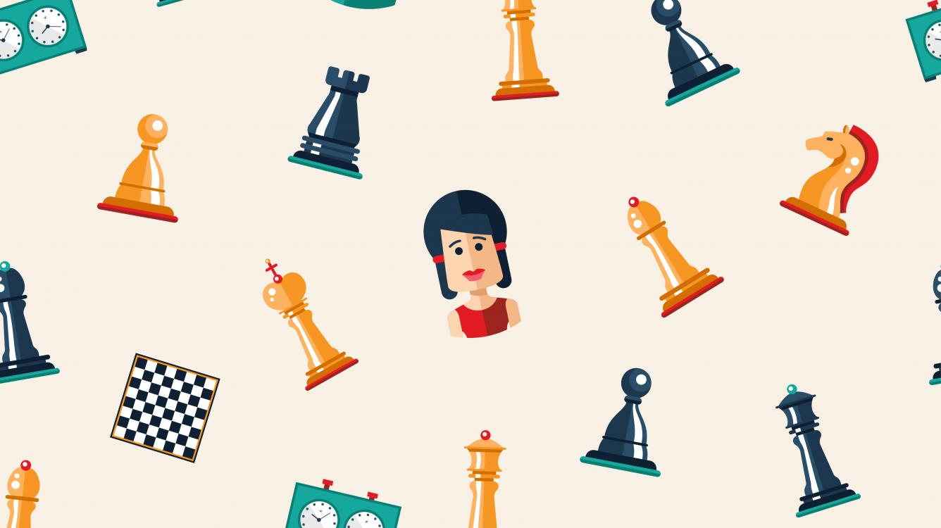 Learning Chess Patterns Is Easy