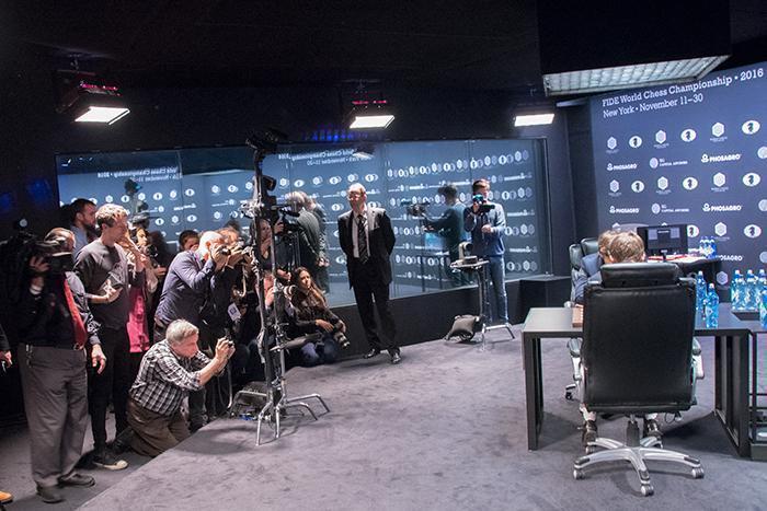 Carlsen vs Karjakin: The Movies?