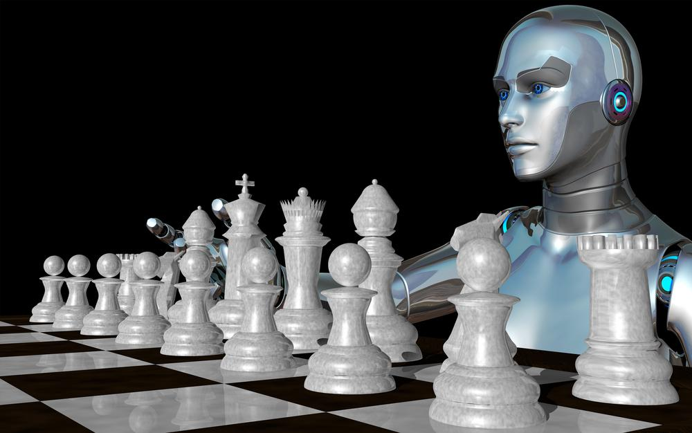 Chess Cyborg: Chess Teachers And Chess Books