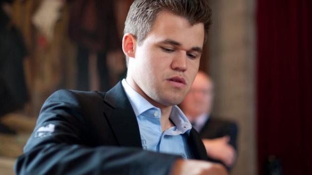 Los mejores mates de Magnus Carlsen