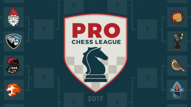 Predict The Pro Chess League And Win!