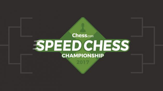 Speed Chess Championship Official Rules