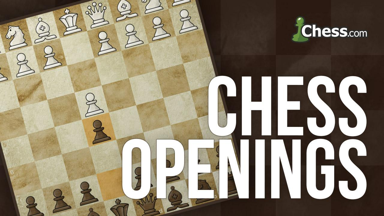 The Best Chess Openings For Beginners