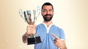 Anatoly Karpov's Best Game Prizes